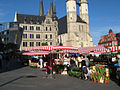 Marktplatz Halle (The market place, Halle) - geo-en.hlipp.de - 13270.jpg
