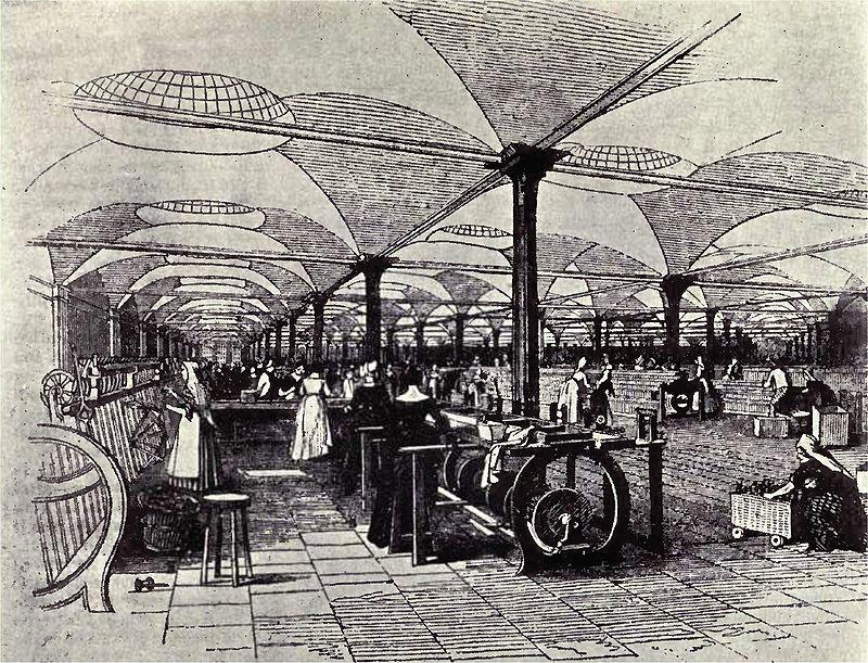 Marshall%27s flax-mill, Holbeck, Leeds - interior - c.1800.jpg