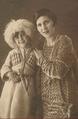 Marziya Davudova and her daughter Firangiz.png