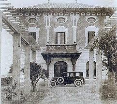 Reforma del antiguo Mas Llevat, Reus (1925)