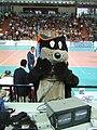 Mascot of the 2009 Mediterranean Games.jpg