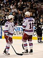 Mats Zuccarello and Marian Gaborik (5342326452).jpg