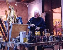 Schilderkunst wikipedia for Moderne schilderkunst