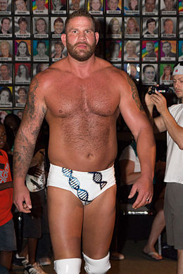 Matt Morgan at SCW 2013.jpg