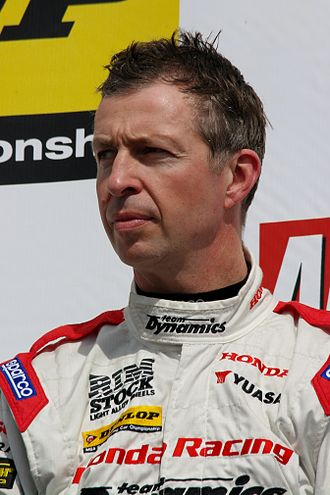 2011 British Touring Car Championship - Matt Neal (pictured in 2012), the 2011 Drivers' Champion