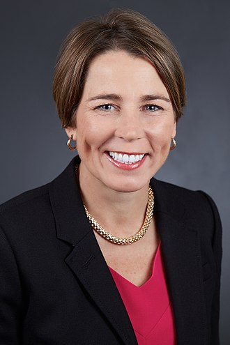 Massachusetts Attorney General - Image: Maura Healey official photo