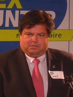 Mauril Bélanger Canadian politician