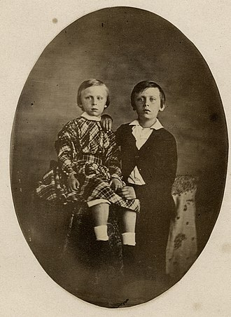 Prince Maurice of the Netherlands - Prince Maurice of the Netherlands (left) with his brother Prince William.