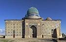 Mausoleum of Khoja Ahmed Yasawi in Hazrat-e Turkestan, Kazakhstan.jpg