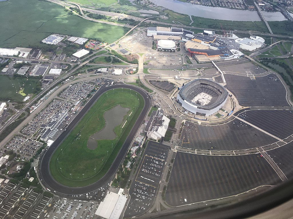 Meadowlands Sports Complex aerial 1 2018