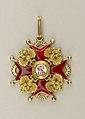 Medal of the Order of St. Stanislas Pendant, 1850–1900 (CH 18650231).jpg