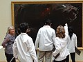Medical Students Study Painting of Biblical Flood - Yale Center for British Art - New Haven - CT - USA (7097630411).jpg