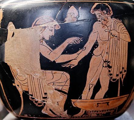 Medicina en la Antigua Grecia - Wikipedia, la enciclopedia libre