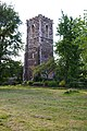 Medieval tower, old Church of St Mary, Hornsey - geograph.org.uk - 346118.jpg