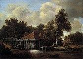 Meindert Hobbema - A Watermill - WGA11439.jpg