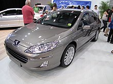 Melbourne International Motor Show 2009 - 20090228 SX1IS 370 - Flickr - smjb.jpg