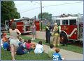 Members of the Rosedale Volunteer Fire Department educating.jpg