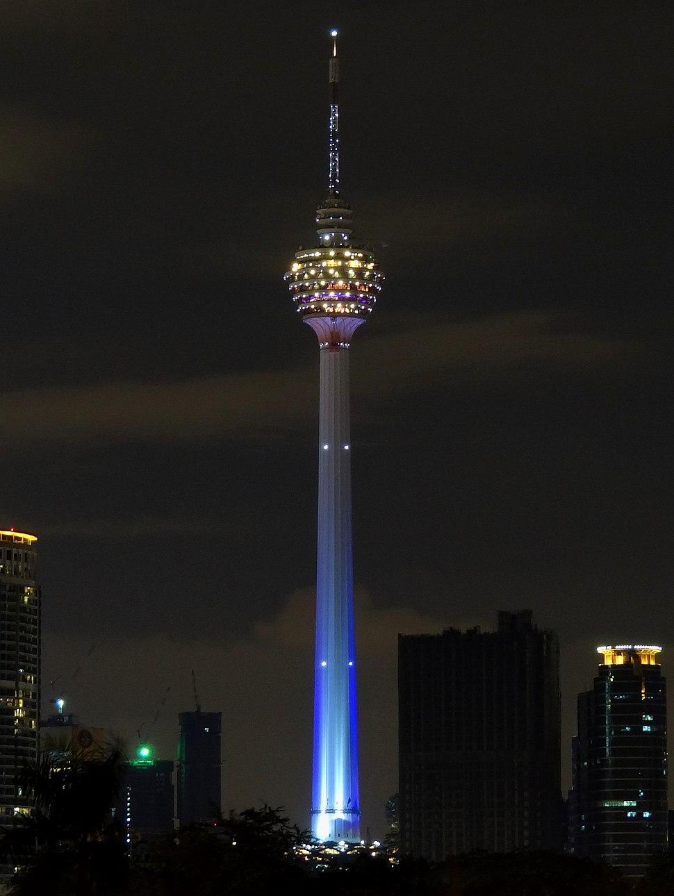 Menara By Night 2012