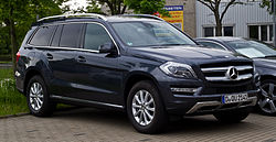 Mercedes-Benz GL 350 BlueTEC 4MATIC (seit 2012)