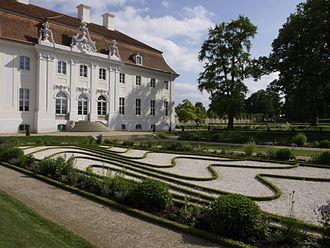 Schloss Meseberg - Park of Schloss Meseberg