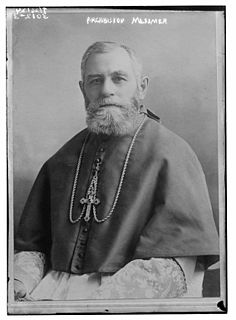 Sebastian Gebhard Messmer Catholic bishop