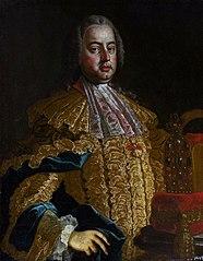 Portrait of Emperor Francis I.