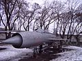 MiG-21 in Museum of military history of Moldova (906203312).jpg