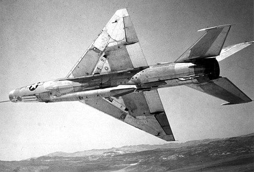 MiG-21 in US service