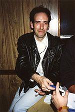 Mick Jones in 1987