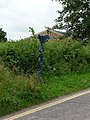 Mid Devon , National Cycle Path Signpost - geograph.org.uk - 1361548.jpg