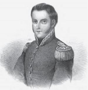 Manuel de Mier y Terán - Image: Mier y Teran