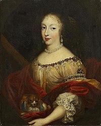 Mignard, after - Henriette of England, Duchess of Orléans - Musée Condé.jpg
