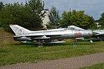 Mikoyan-Gurevich MiG-21PF '1901' (19377754742).jpg