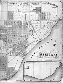 Mimico Wikipedia
