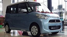 Mitsubishi eK space G Safety package B11A.jpg