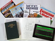 Model Steam Turbines Book Model Engineering Etc