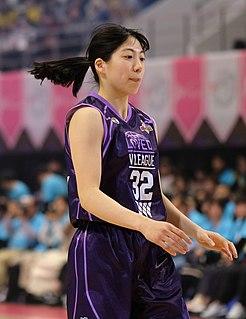 Moe Nagata Japanese basketball player