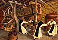 Moines cisterciens au pressoir.jpg