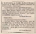 Moniteur-Artikel Flaschenpost 05-Nov-1816 Faksimile Mistler.jpg