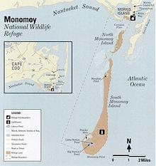 Monomoy Island - Wikipedia on