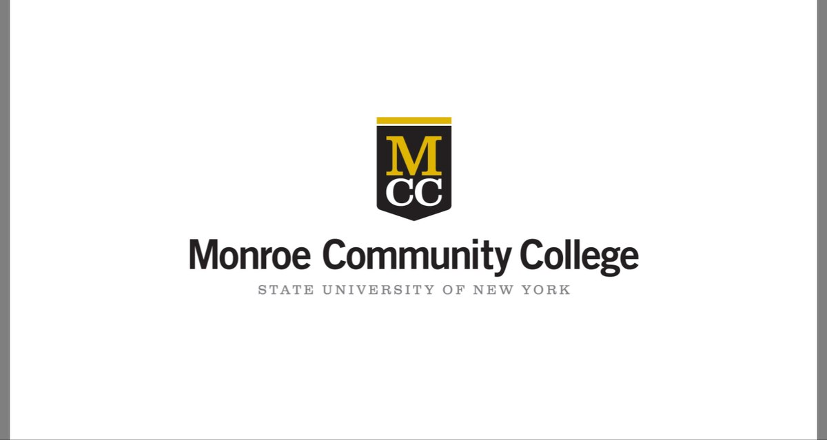Town Of Monroe Ny >> Monroe Community College - Wikipedia