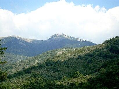 Come arrivare a Monte Guadagnolo con i mezzi pubblici - Informazioni sul luogo