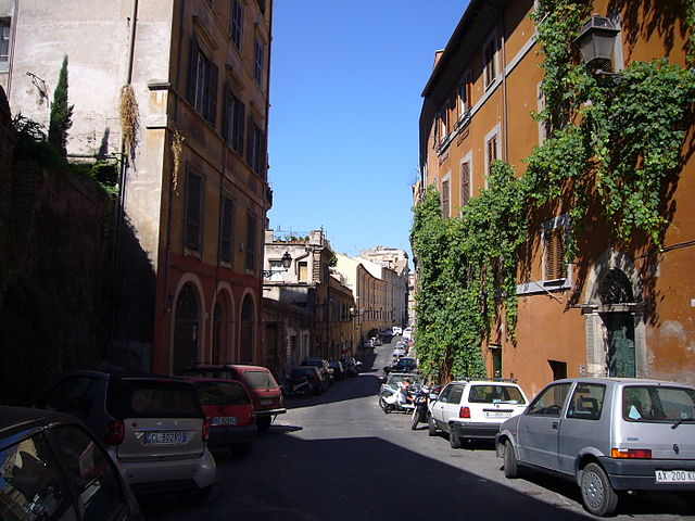 Monti has many small, boutique Italian hotels