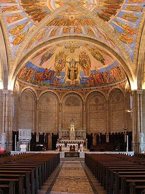 Church of Saint-Léon-de-Westmount - Image: Montreal St Leon 3 tango 7174