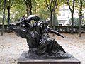 Monument à Victor Hugo par Rodin, Paris octobre 2011.jpg