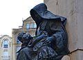 Monument al Marqués de Campo, al·legoria de la Caritat.JPG