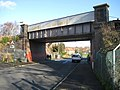 Morden, Love Lane - Forest Road railway bridge - geograph.org.uk - 674878.jpg
