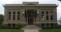 Morris Carnegie Library (Stevens County Historical Society Museum).jpg