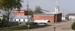 Morse Bluff, Nebraska downtown 1.jpg