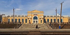 Morshansk (Tambov Oblast) 03-2014 img01 train station.jpg
